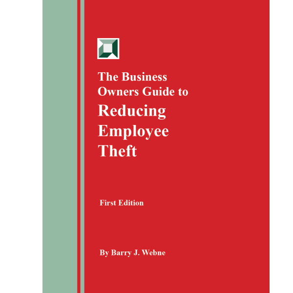 Business Guide to Reducing Employee Theft